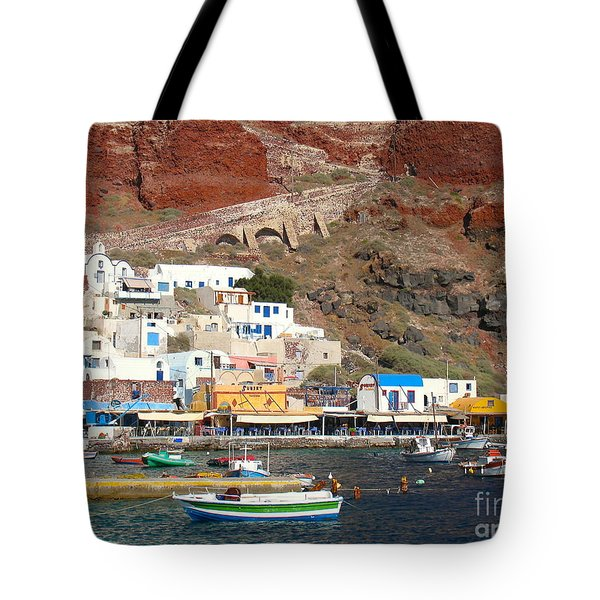 Amoudi Bay Tote Bag