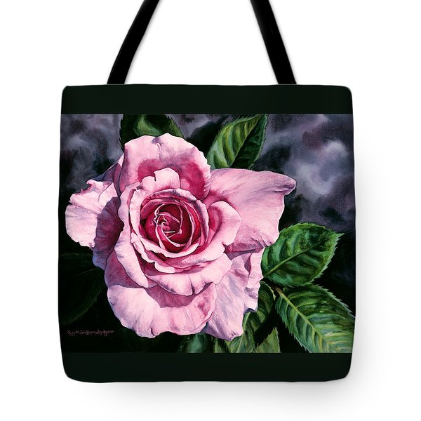 Amoure Tote Bag