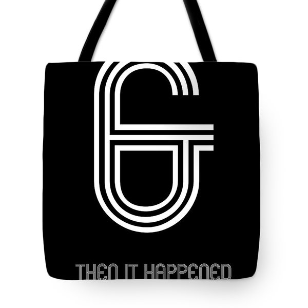 Ampersand Poster 5 Tote Bag