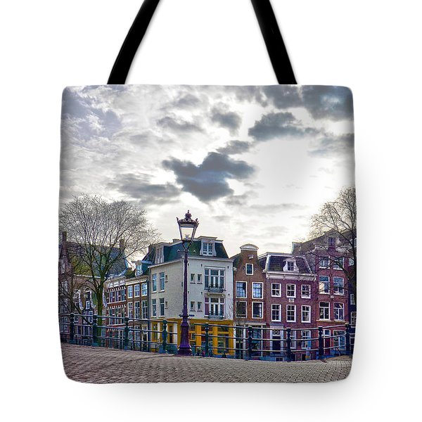 Amsterdam Bridges Tote Bag