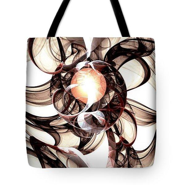 Amulet Of Chaos Tote Bag by Anastasiya Malakhova