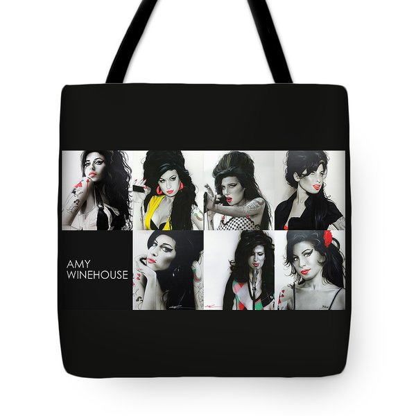 Amy Eternal Tote Bag