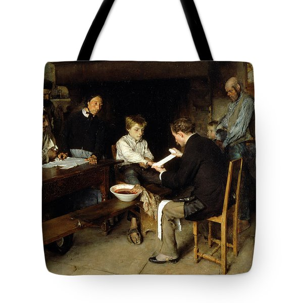 An Accident Tote Bag
