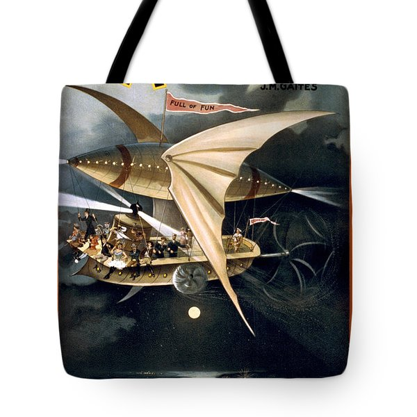 An Actual Scene Tote Bag by Aged Pixel