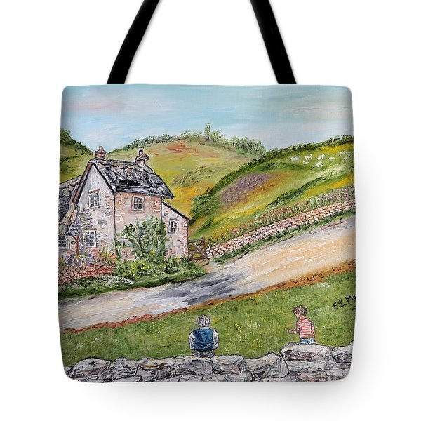 An Afternoon In June  Tote Bag