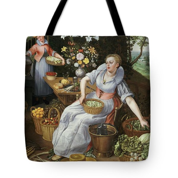 An Allegory Of Summer Tote Bag