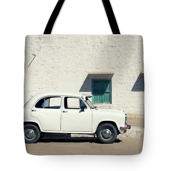 An Ambassador Of Good Will.. Tote Bag by A Rey