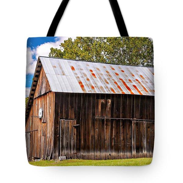 An American Barn 2 Tote Bag