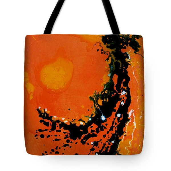 An Angel Breathing Love Into Life Tote Bag