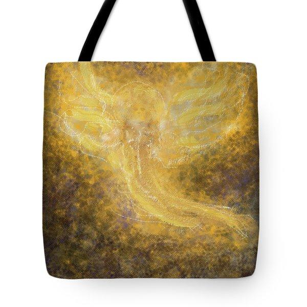 An Angel I Know Tote Bag