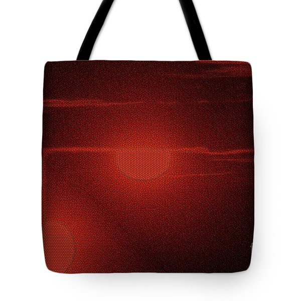 An Arrow From The Sun Tote Bag by Jeff Swan