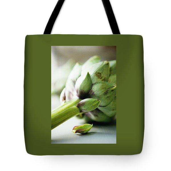An Artichoke Tote Bag