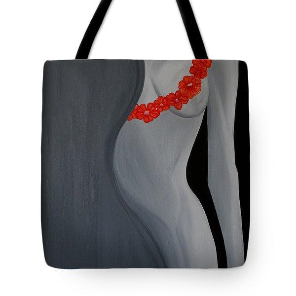 An Aura Of Mystique Tote Bag