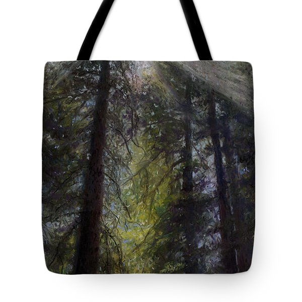 An Enchanted Forest Tote Bag