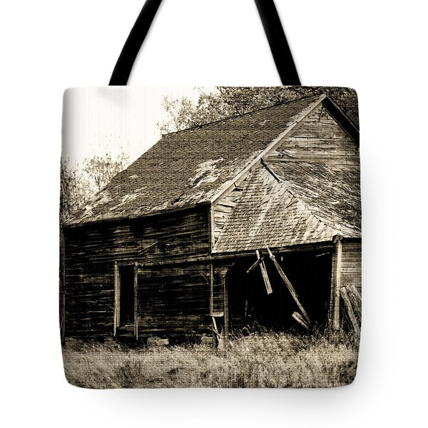 Tote Bag featuring the photograph An Era Past by Maggy Marsh