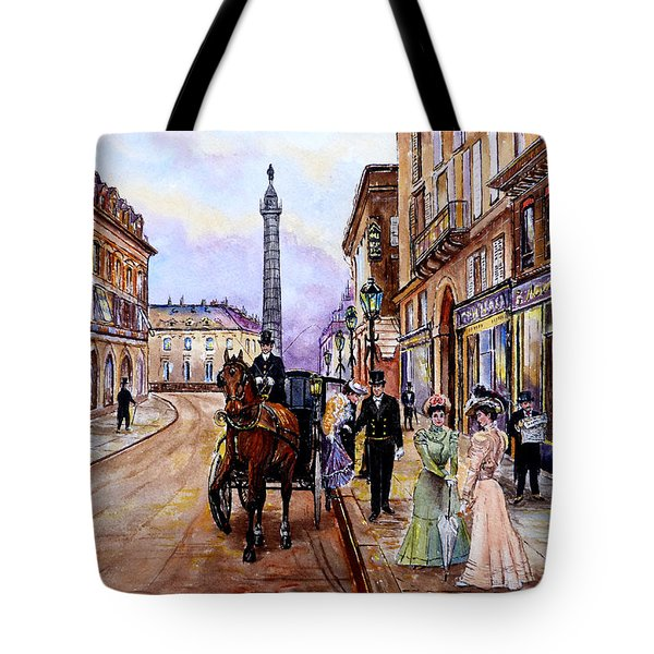 An Evening Out Tote Bag