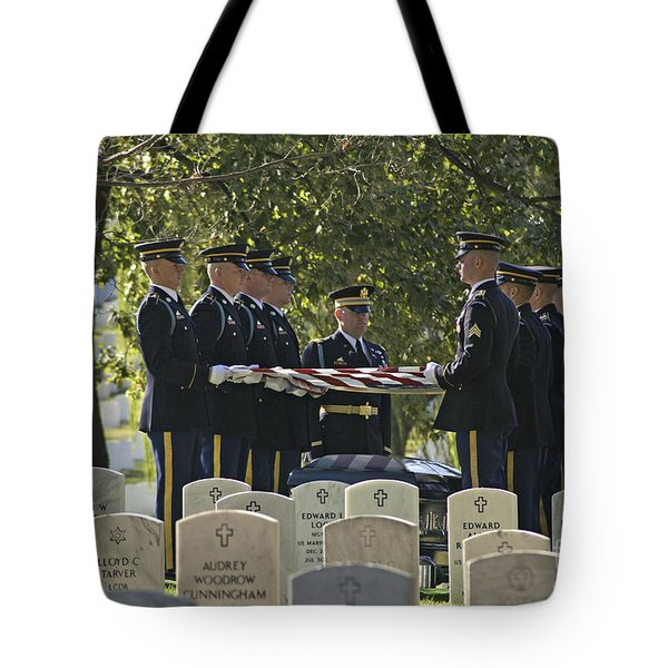 An Honored Dead Tote Bag by Paul W Faust -  Impressions of Light