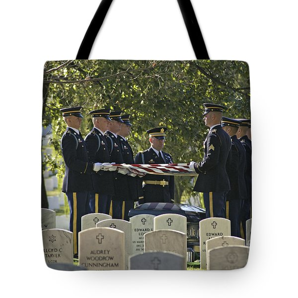 An Honored Dead Tote Bag