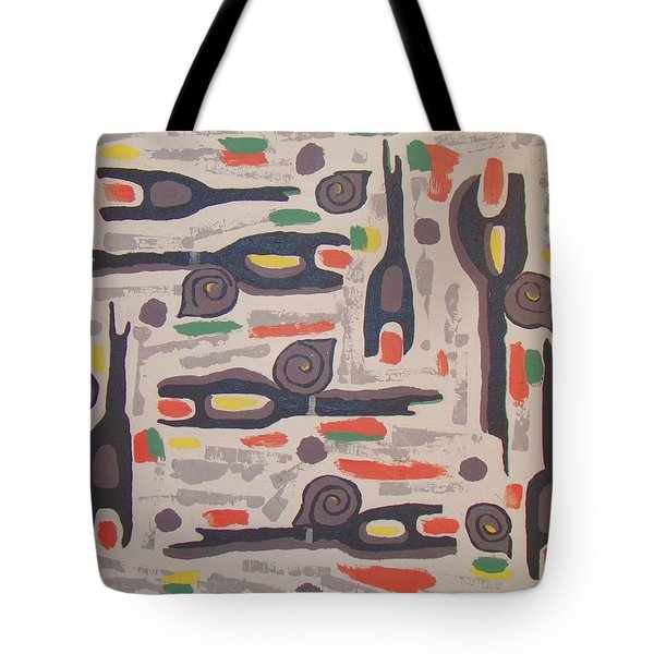 An Impression Of Nature Tote Bag by Olivia  M Dickerson