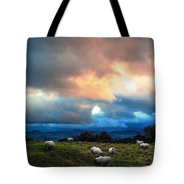 An Irish Day Tote Bag