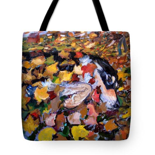 An006 Tote Bag