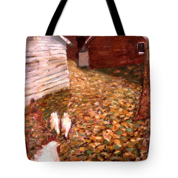An023 Tote Bag