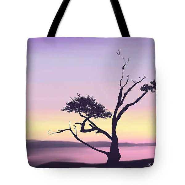 Anacortes Tote Bag by Terry Frederick