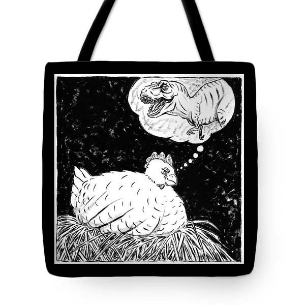 Ancestor Dreams Study Tote Bag