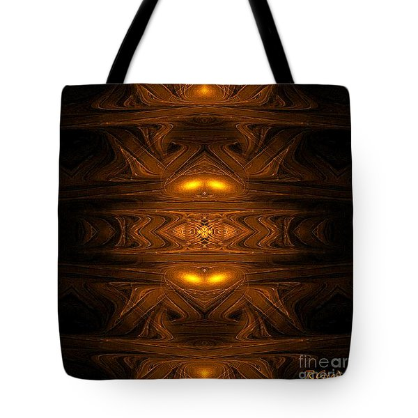 Ancient Alien Jukebox - Abstract Art By Giada Rossi  Tote Bag