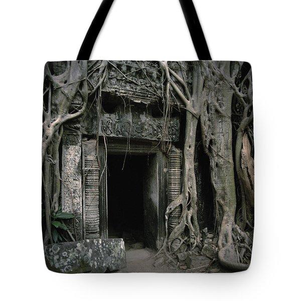 Ancient Angkor Tote Bag