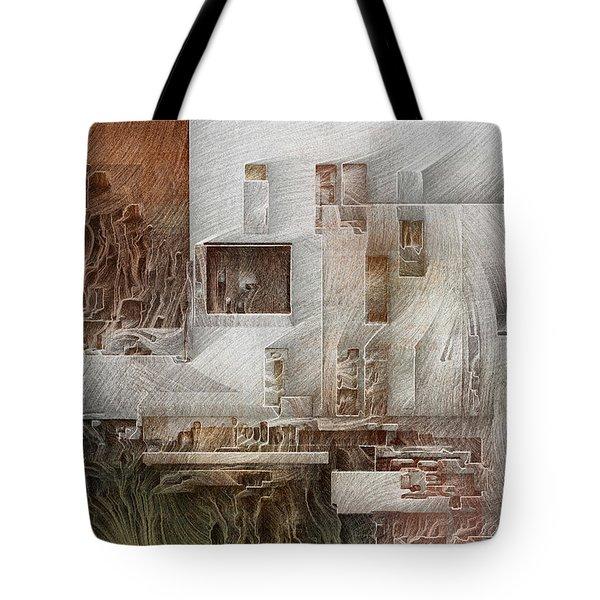 Ancient City 1 Tote Bag