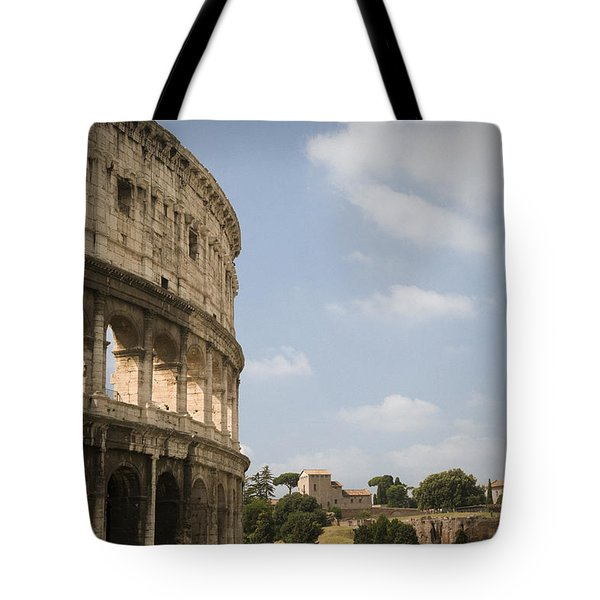 Ancient Colosseum Tote Bag