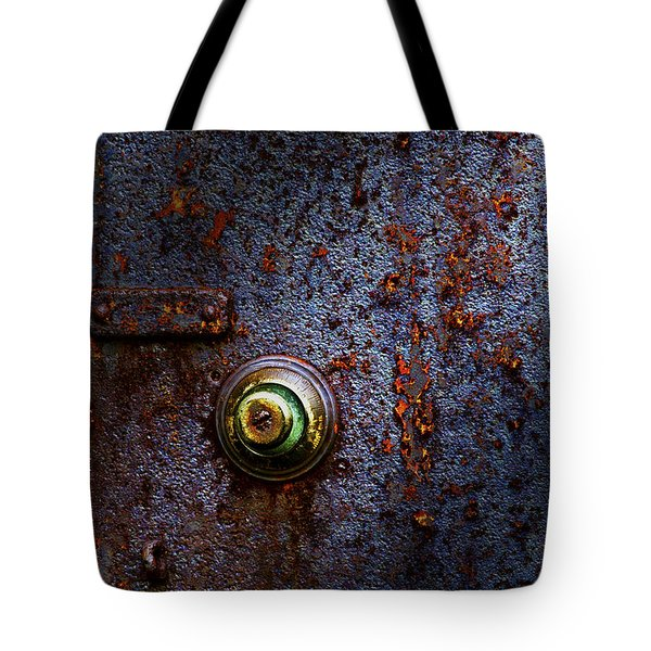 Ancient Entry Tote Bag