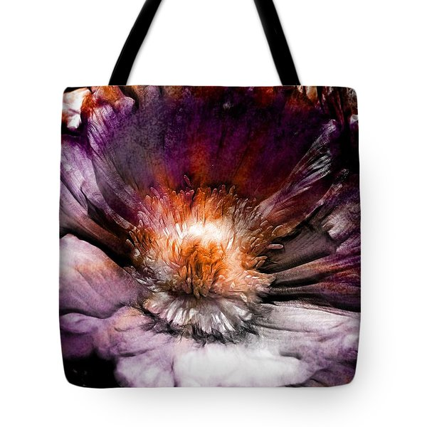 Ancient Flower 1 Tote Bag