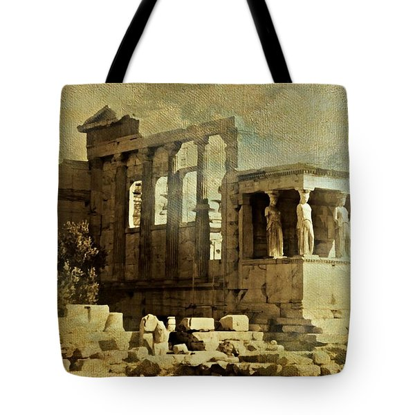 Ancient Greece Tote Bag
