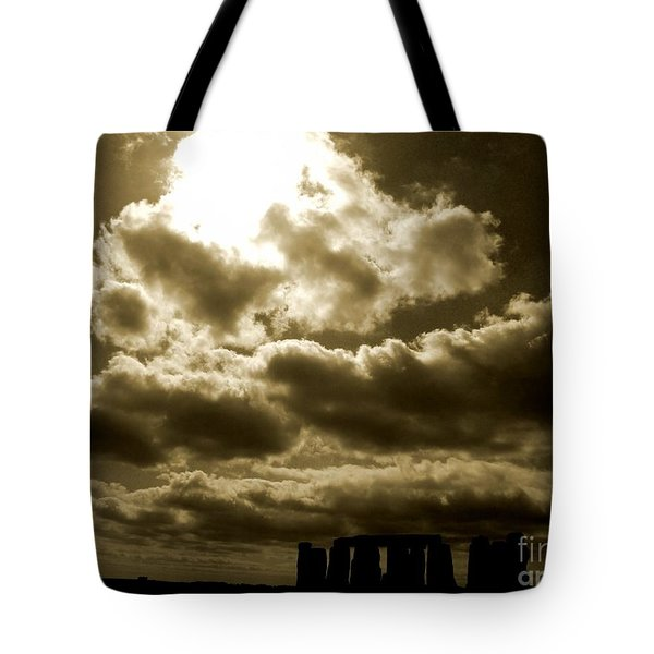 Tote Bag featuring the photograph Ancient Mystery by Vicki Spindler