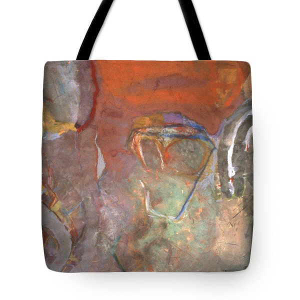 Ancient Orange Tote Bag