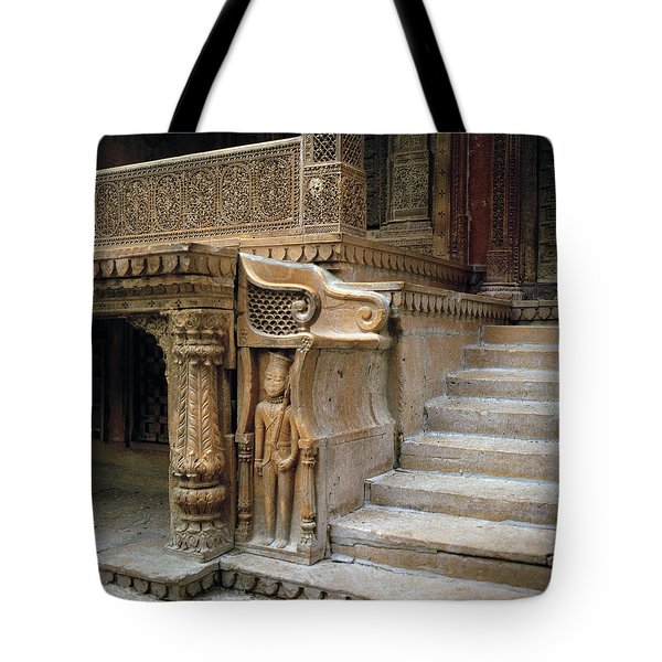 Ancient Rajasthan Tote Bag by Shaun Higson
