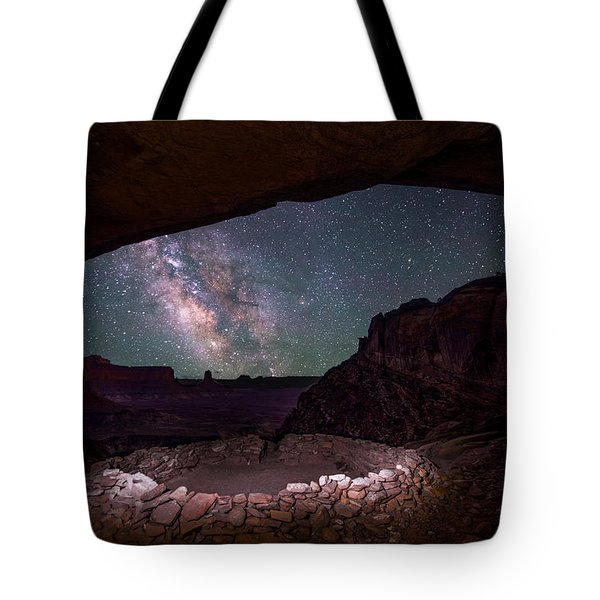 Ancient Skies Tote Bag