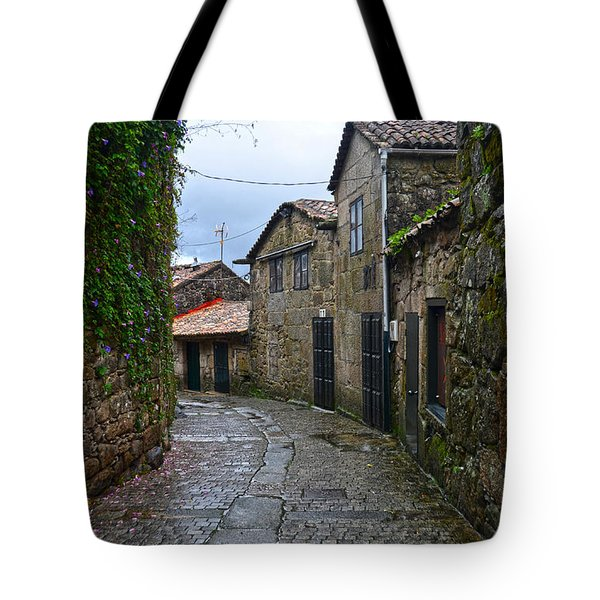Ancient Street In Tui Tote Bag