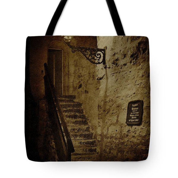 Ancient Ways Tote Bag by Heiko Koehrer-Wagner