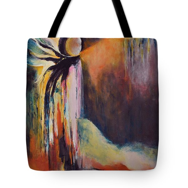 Ancrage Tote Bag by Francoise Dugourd-Caput
