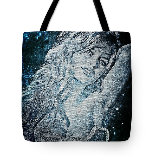 And God Created Woman Tote Bag