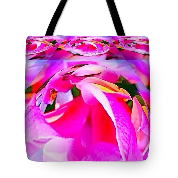 And Now For Some Brights Tote Bag