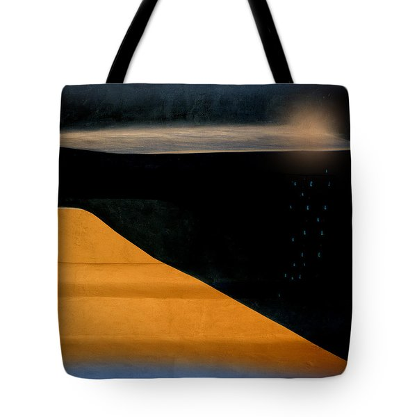 And The Rains Came Tote Bag
