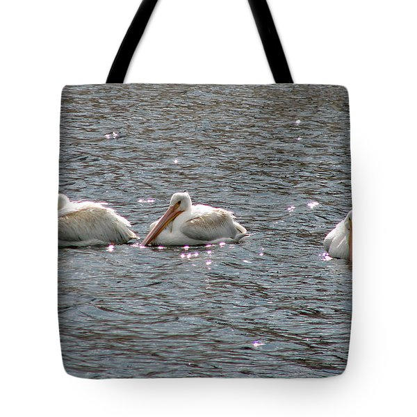 And What Are You Looking At Tote Bag