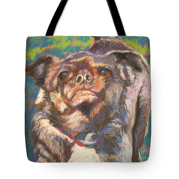 And Your Little Dog Too Tote Bag by Katrina West