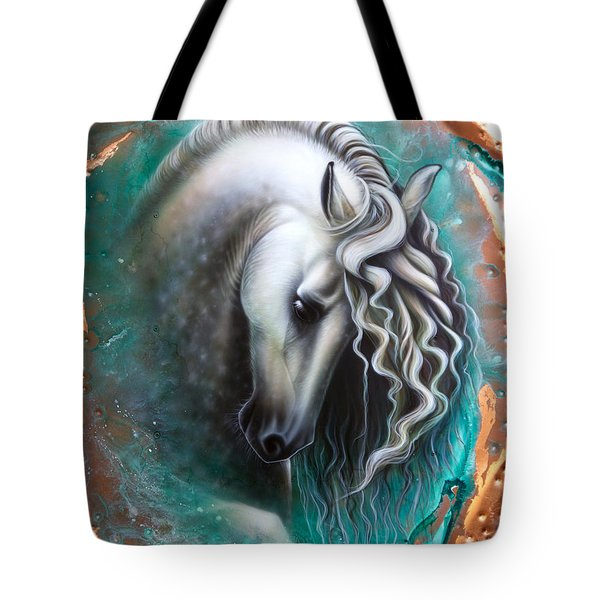 Andalusian - Copper Tote Bag