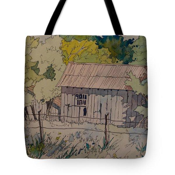 Anderson Barns Tote Bag