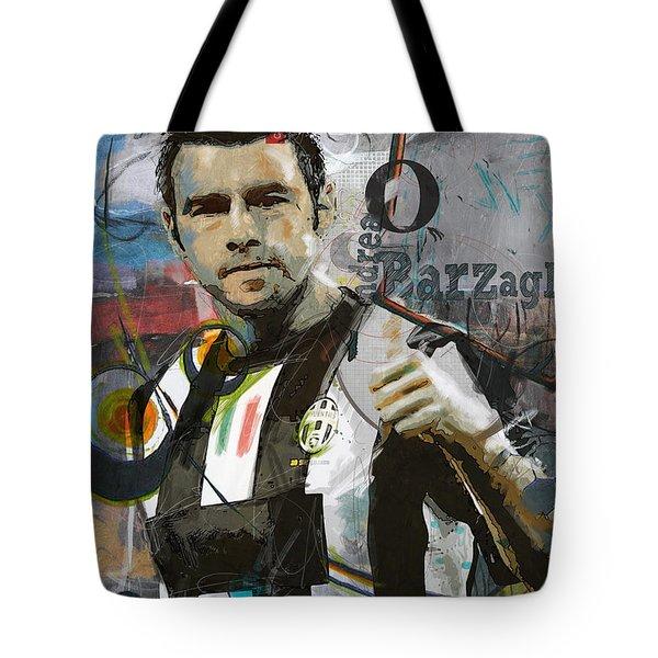 Andrea Barzagli Tote Bag